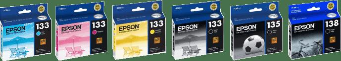 cartucho Epson 133