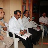 Demonstration of Amateur Radio Satellite communication to Mr Annadurai and Mr Raghavamurthy - DSC00155.JPG