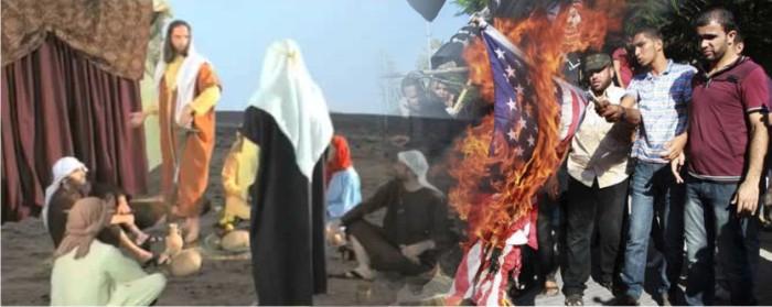 Penghinaan Terhadap Islam, Hasil Pemikiran Sekuler
