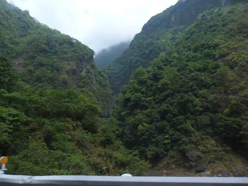 TAIWAN. Weekend Randonnée, Taipei à  Hehuanshan en passant par Puli, retour par les gorges de Taroko - P1290034.JPG