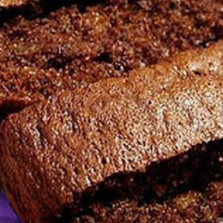 Banana Bread made with Xocai Healthy Chocolate