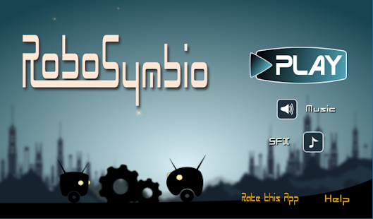 Robo Symbio Imagen do Jogo
