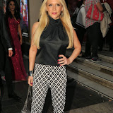 OIC - ENTSIMAGES.COM - Stacey Jackson at the Beyond Bollywood - press night  at the London Palladium London 11th May 2015  Photo Mobis Photos/OIC 0203 174 1069