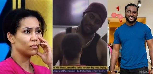 """#BBNaija: """"I don't like you, can I go to bed now?!"""" – Maria Turns  Pere offers to be his Girlfriend (Video)"""