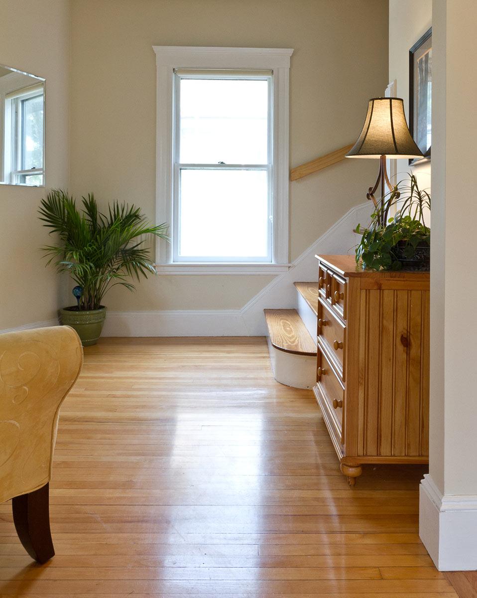 Gogeous hardwood floors