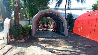 Universitas Paramadina bersama PMI Dirikan Shelter Ruang Pulih Isolasi Mandiri OTG