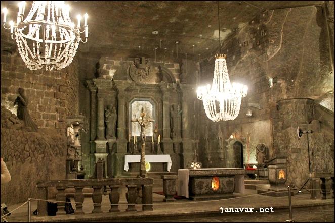 Travel: Besuch im Salzbergwerk Wieliczka, Polen