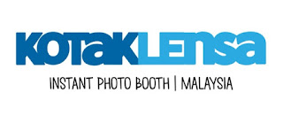 Kotak Lensa Instant Photo Booth