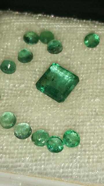 Natural Emerald, Ngọc Lục Bảo thiên nhiên