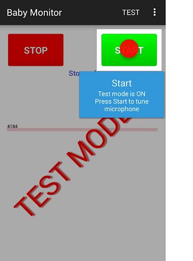 Baby Monitor screenshot