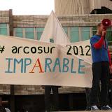 Concentración ante Ibercaja 05/11/2011