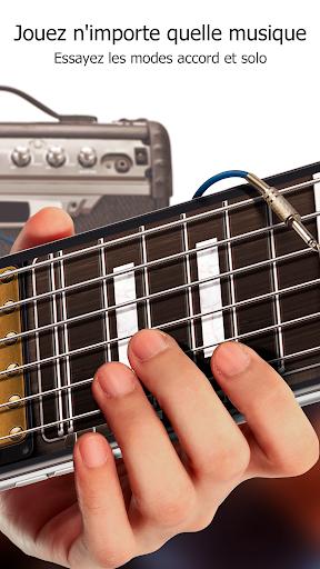 Guitare Gratuite - Accords, Chansons et Tablature fond d'écran 2
