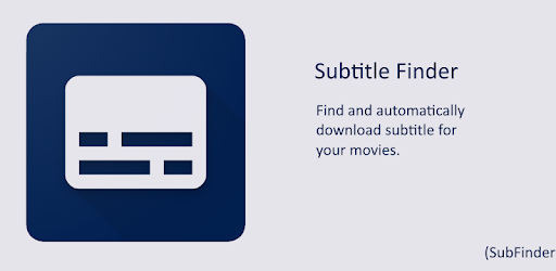 Subtitle Finder - SubFinder 1 0 (Android) - Download APK