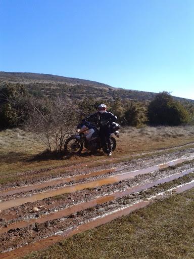rando mixte 60/40 1er & 2 mars du Gard à Millau (boucle 450km) - Page 7 Photo-0014