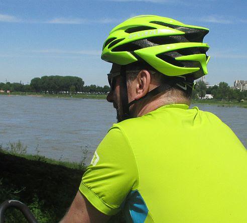 Giro Fahrradhelm Savant Highlight Yellow L 59-63 cm 279 g Santa Cruz, Kalifornien, Hergestelllt in China
