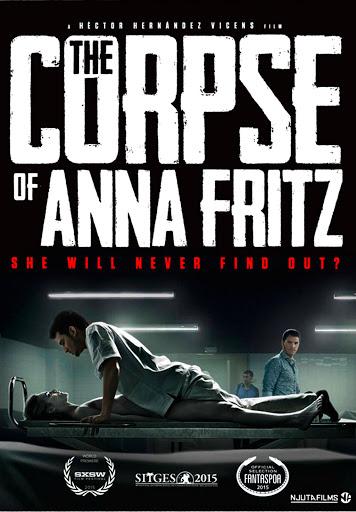 The Corpse of Anna Fritz (2015) คน ซั่ม ศพ