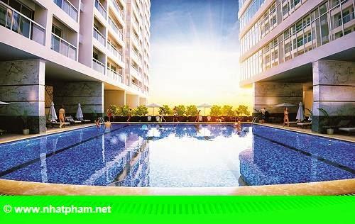 Hình 4: Căn hộ Park View Residence giá từ 18,8 triệu đồng một m2