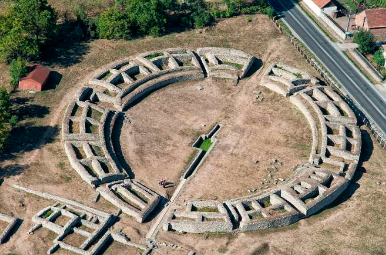 Romania: Buildings in ancient Roman capital of Dacia to be restored