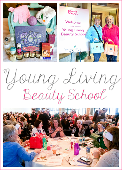 Young Living Beauty School 2016