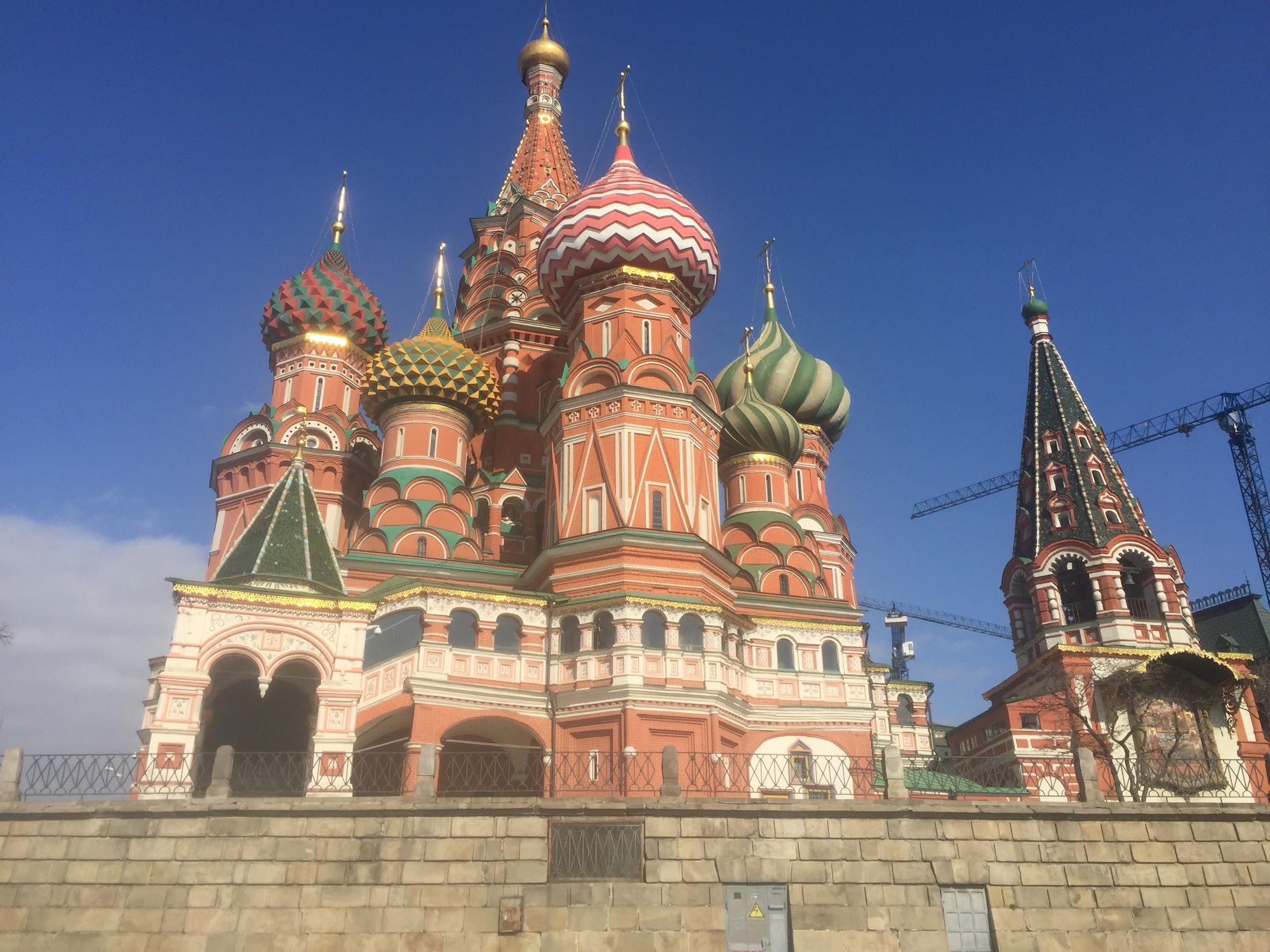 Reisinformatie Rusland