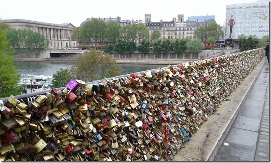 Pont Neuf - Love Locks (3)