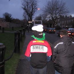 Leinster v Ulster, 31 December 2006
