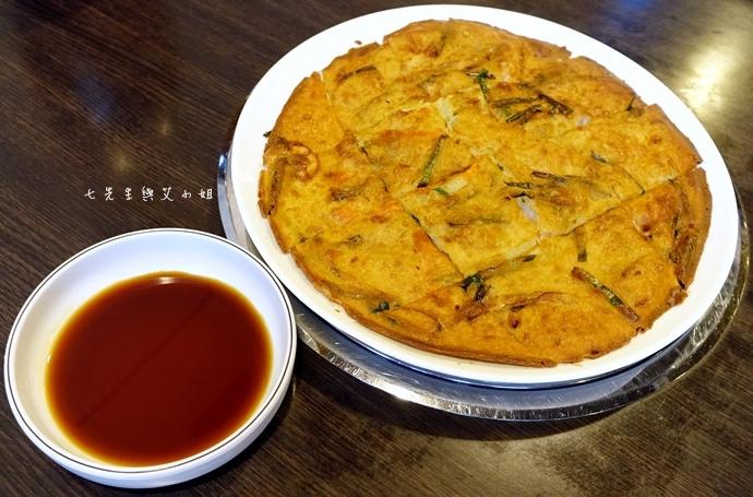 6 江原道韓國料理海鮮煎餅