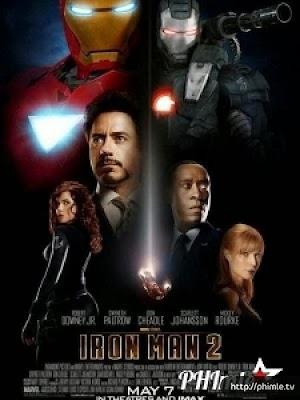Phim Người sắt 2 - Iron man 2 (2010)