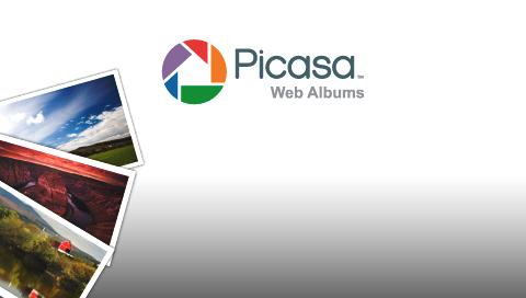 веб альбомы от Google Picasaweb