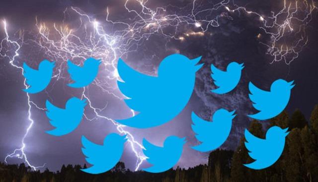 tweetstorm ilustrasi