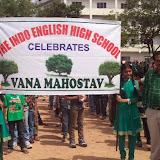 Vana Mahotsav Day@ Swarnapuri Branch
