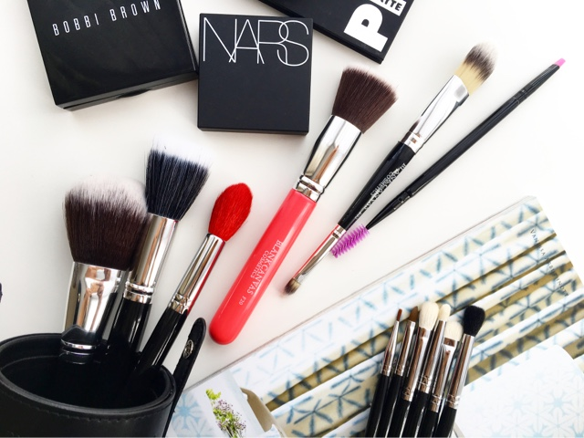 best affordable professional makeup brushes