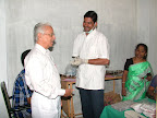 Dr.K.S.Sabarigirivasan Chatting with Dr.T.N.Kuppusamy :: Date: May 15, 2007, 6:27 AMNumber of Comments on Photo:0View Photo