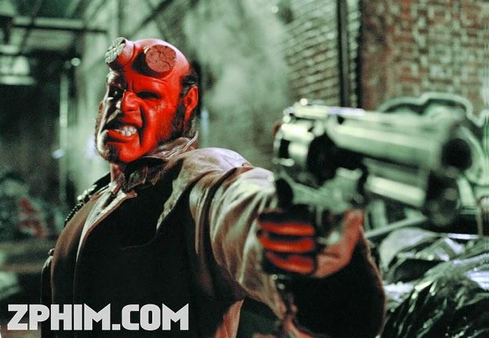 Ảnh trong phim Quỷ Đỏ - Hellboy 1