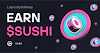 CoinMarketCap SushiSwap Learn & Earn Quiz Answers