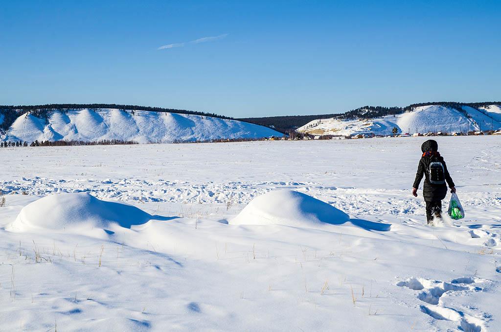 西伯利亞冰城──雅庫茨克,世界上最寒冷的城市