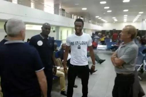 Nigeria vs Cameroon: Mikel Obi, Iheanacho arrive Super Eagles camp