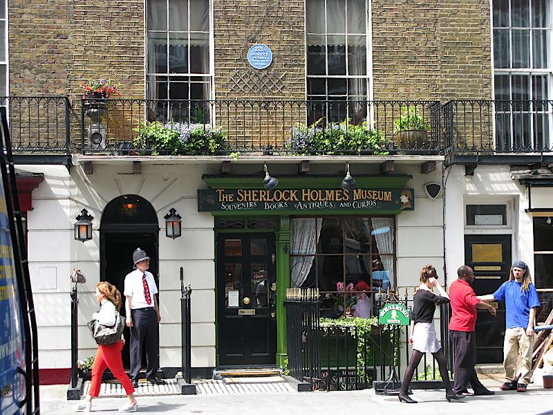 Museu Sherlock Holmes al 221b de Baker Street