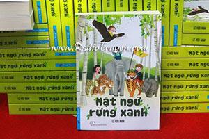 Mật ngữ rừng xanh - Lê Hữu Nam