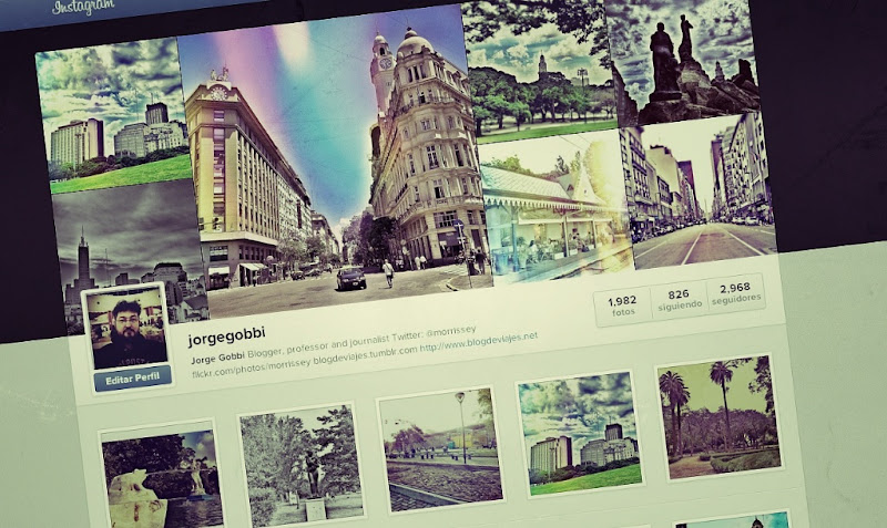 Instagram ahora tiene perfiles públicos en su sitio Web