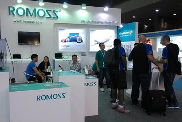 Pin sạc dự phòng Romoss 10400mAh Sense 4