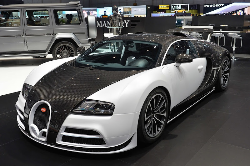 Bugatti Veyron by Mansory Vivere – $3.4 Million (1)
