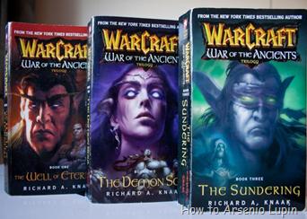 Actualización 30/10/2017: Gracias a el aporte de Tato Cucu se agregan varias novelas en versión en español en PDF descargable de World of Warcraft, revisen la carpeta mega y disfruten de estos libros.