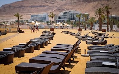 """Eilat, Mar Morto se tornará """"ilhas turísticas"""" após receber luz verde do Knesset"""