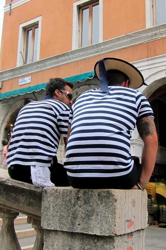 Gondola guys