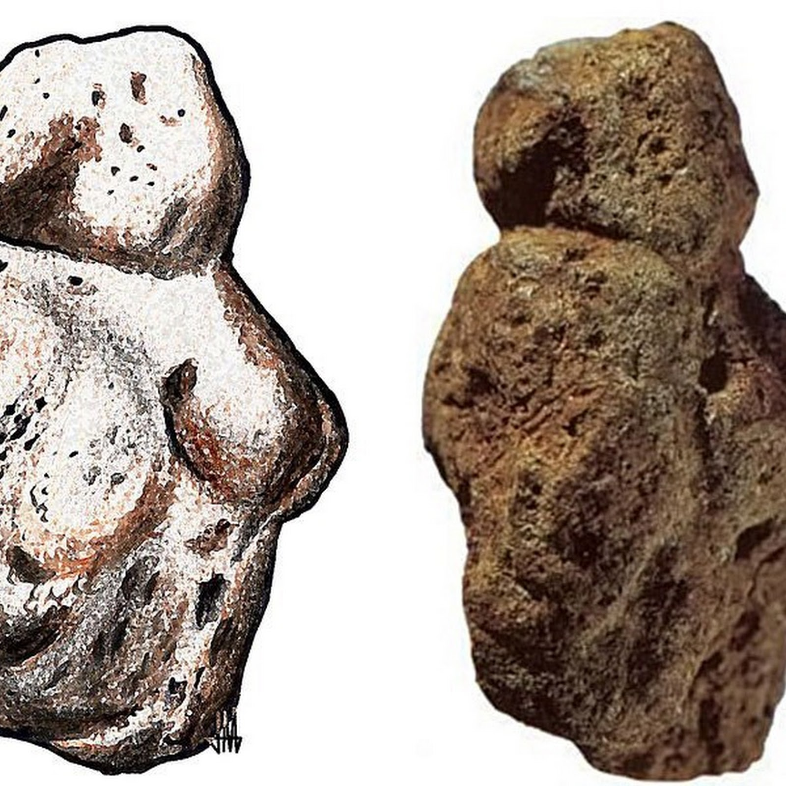 Venus of Berekhat Ram: The World's Oldest Piece of Art That Predates Humans