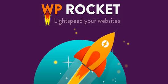 ডাউনলোড করুন WP Rocket Premium Plugin এবং ওয়ার্ডপ্রেস সাইটকে করুন ৩ গুন বেশি ফাস্ট