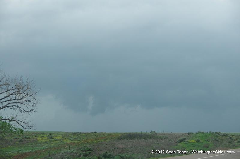 04-14-12 Oklahoma & Kansas Storm Chase - High Risk - IMGP0390.JPG