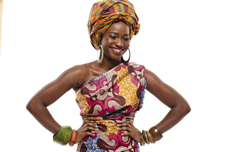 African Dresses Styles To Have A Modern Pretty Look 2