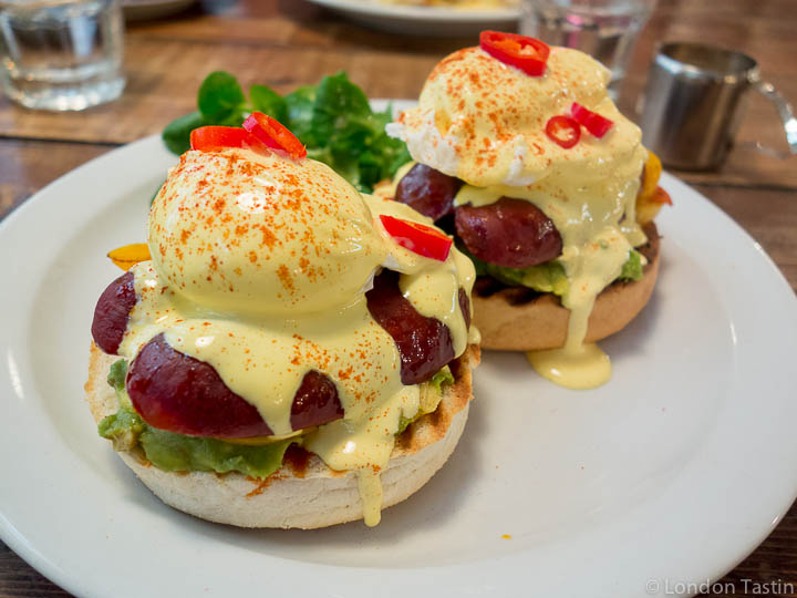The Breakfast Club Has 4 Restaurants In London Hoxton Angel Soho And Spitalfields My Friend Who Lives Close By Warned Me Of Long Queue